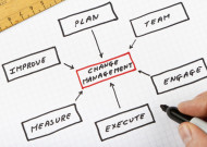 Change management in business