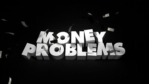 Money problems – solve through detachment