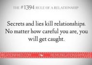 On secrets