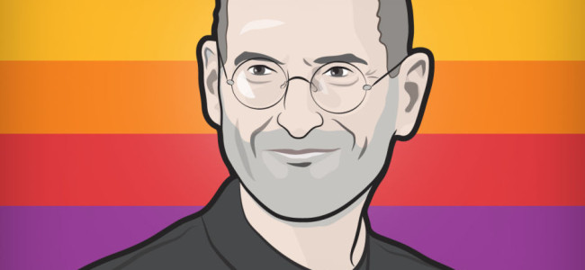 Building a business – the Steve Jobs way